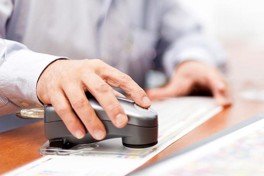 Fingerprint - der präzise Fingerabdruck einer spezifischen Druckmaschine
