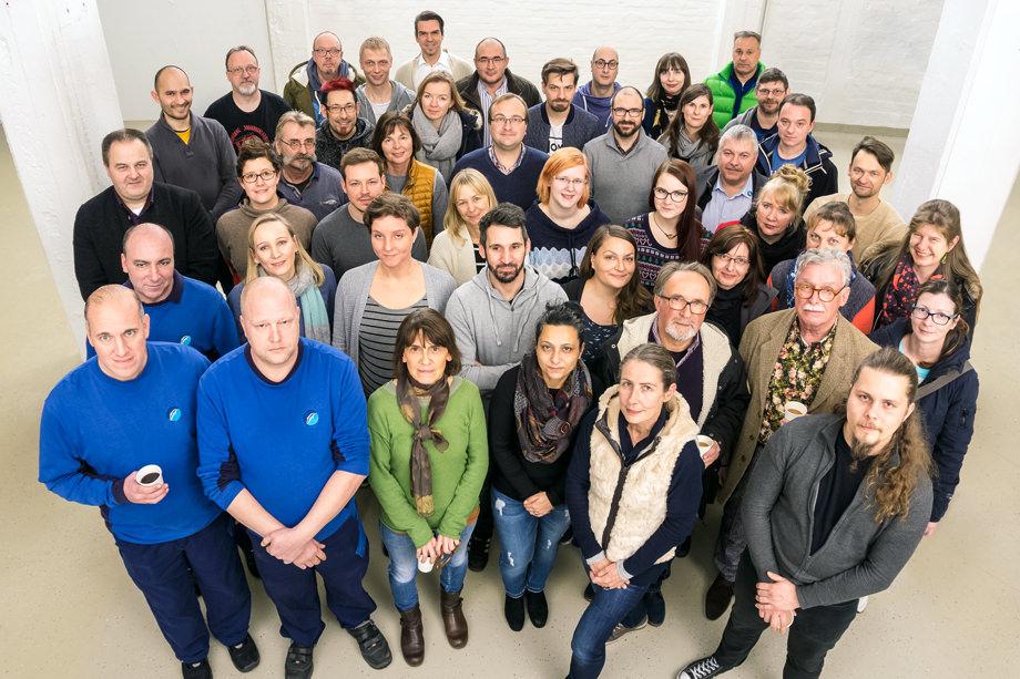 U. Günther GmbH Mitarbeiter Standort Hamburg